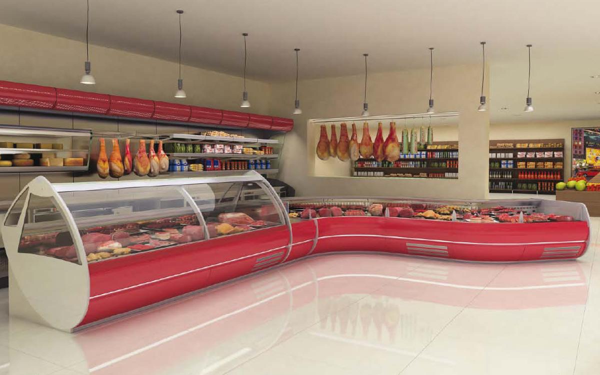 Arredamenti arredi e mobili per negozi alimentari for Arredi e mobili