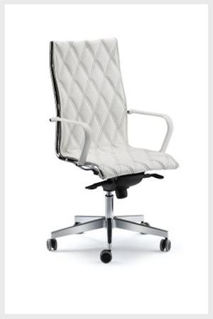 Poltrone e sedute per uffici direzionali a roma sedie e for Poltrone ufficio roma